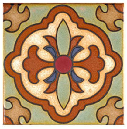 Terracotta Accent Tile mediterranean-tile