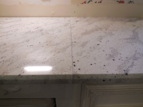 Granite Seam Making Me Angry Can It Be Improved
