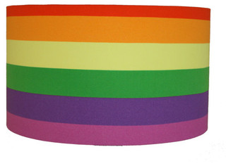 Rainbow light shade