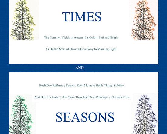 Times and Seasons -
