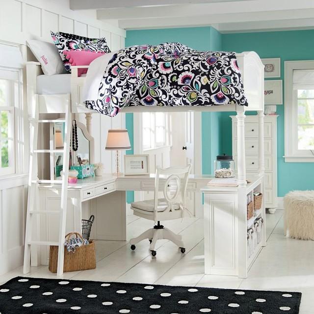 Chelsea Vanity Loft Bed Reviews