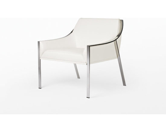 AILERON LOUNGE CHAIR by Holly Hunt -