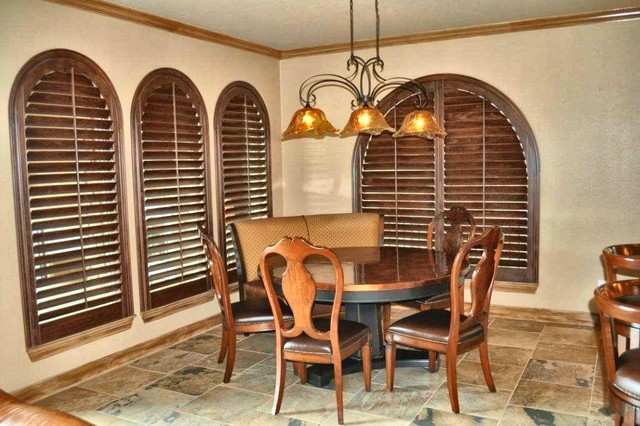 mediterranean window treatments home design