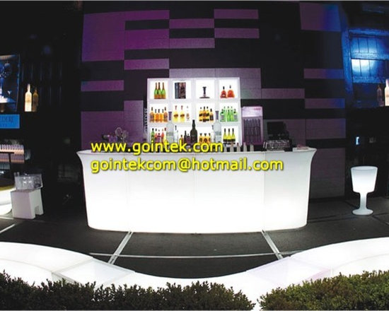 Remote Control Modern Led Bar Counter -