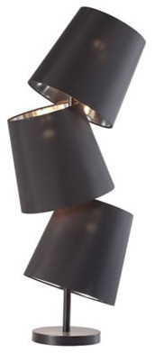 Zuo Modern Cosmology Table Lamp Black modern-table-lamps