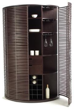 Kenneth Cobonpue Lolah Bar Cabinet modern-bar-tables