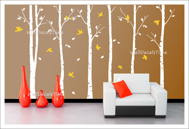 Tree Wall Decals Removable Vinyl Decal Wall Decor Wall Sticker
