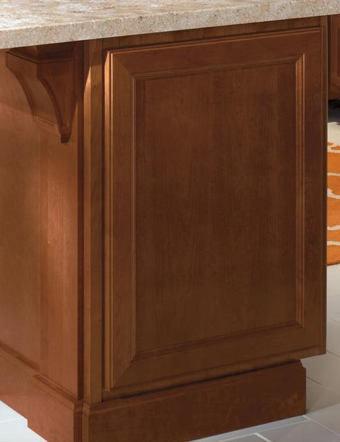 Homecrest Jordan Cherry Door Style traditional-kitchen-cabinets