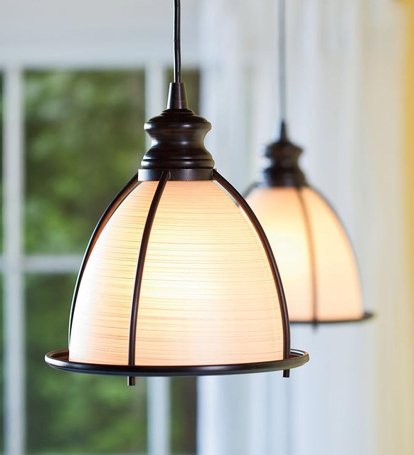Kitchen Island Single Mount  Light Pendant Fixture
