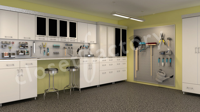contemporary closet organizers by Kay Wade,  Closet Factory, VP-Head Designer