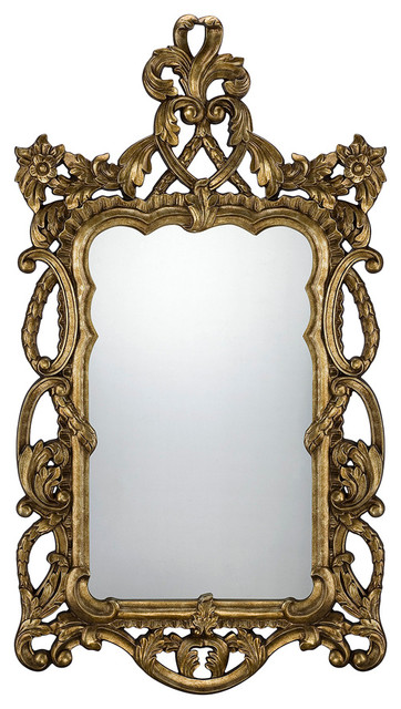 Savoy House 4-Asf05024-218 Valerie Mirror contemporary-mirrors