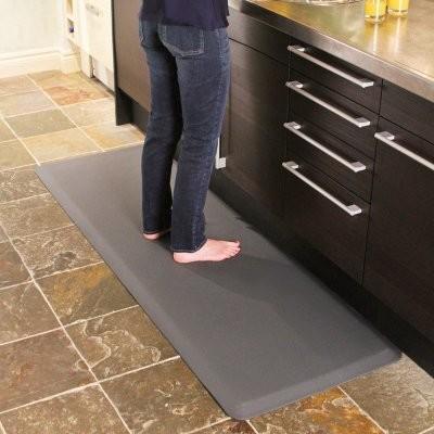 Wellness Mats Original Smooth 62WMR Anti Fatigue Mat modern-doormats