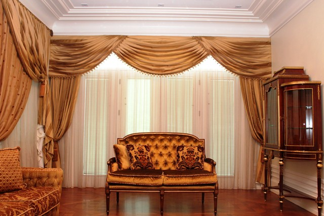 Italian furniture, special order traditional-living-room
