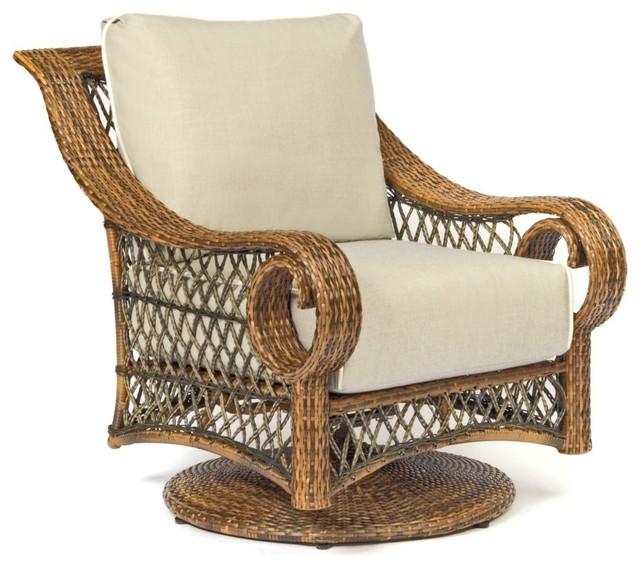 Wicker Mushroom Chair