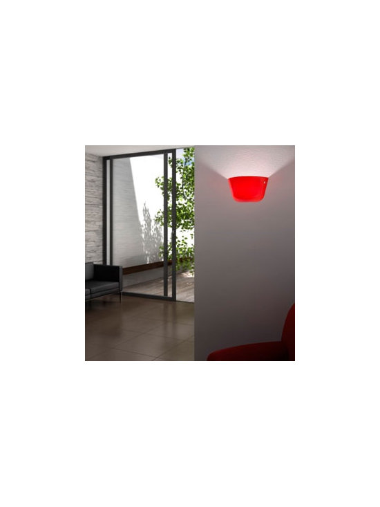 Ayers P38 Wall Lamp \ Sconce By Leucos Lighting - Leucos Ayers P38 Wall Sconce from Leucos Lighting.