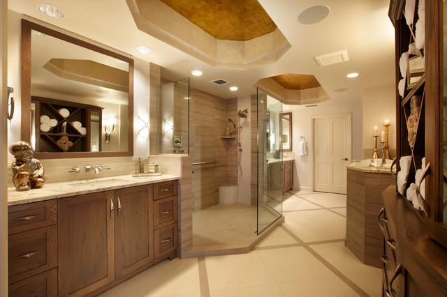 Elegant Master Bath Retreat
