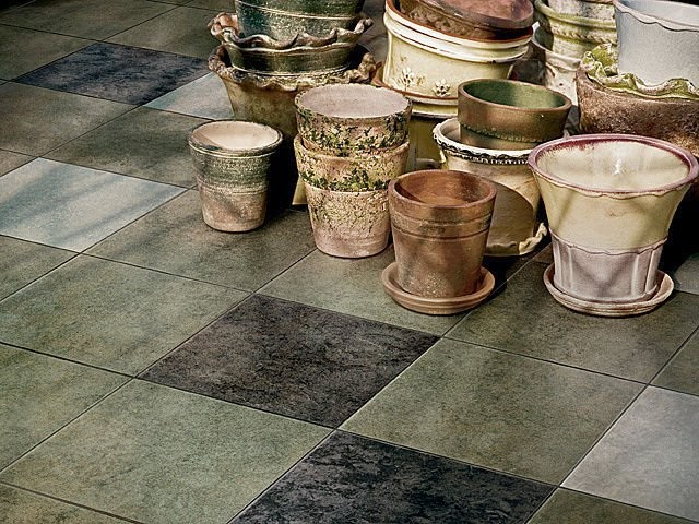 Crossville Porcelain Tile - EcoCycle  floor tiles