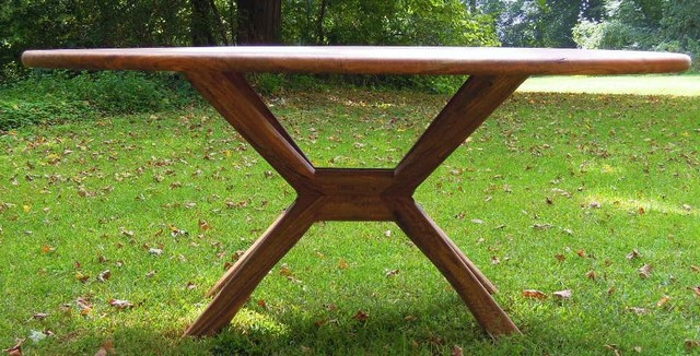 BCH Outdoor Dining Table modern-dining-tables