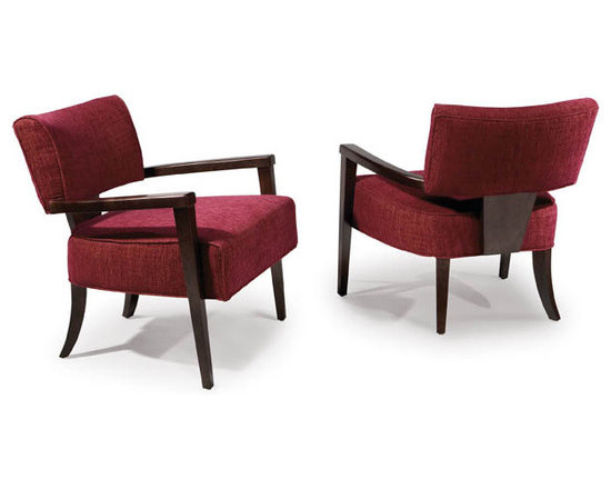 Thayer Coggin - George Lounge Chairs from Thayer Coggin - Thayer Coggin Inc.