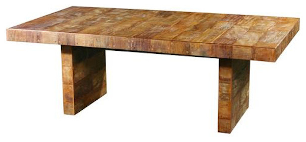 Marison Dining Table eclectic dining tables