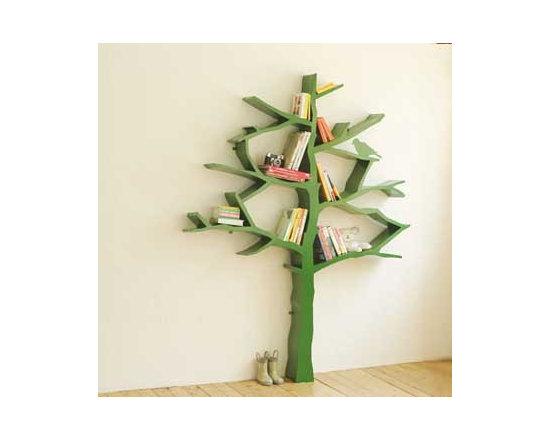 Tree Bookshelf -