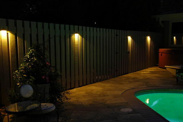 Led accent lighting modern outdoor lighting other Exterior accent lighting for home