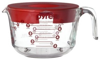 ... cup Measuring Cup with Lid - Modern - Measuring Cups - by Target