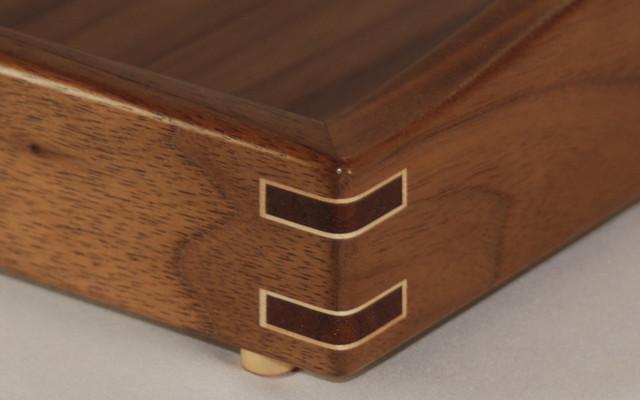 Wood Serving Trays - Modern - denver - by Tyler Morris Woodworking