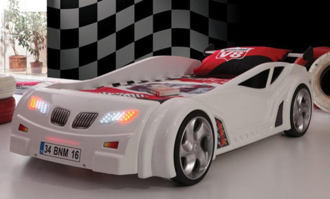 McQueen Car Bed kids-toys