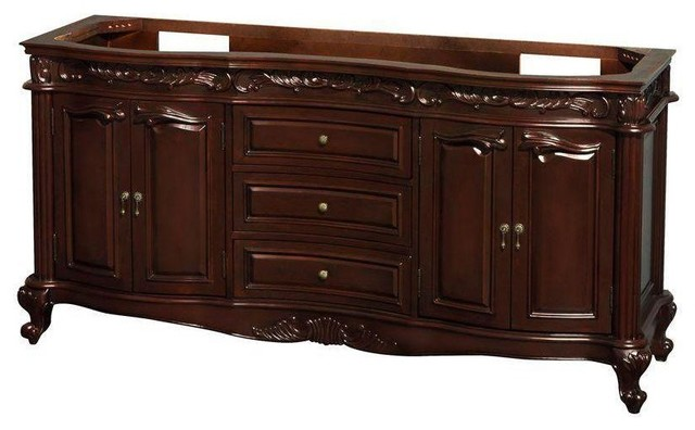 wyndham collection cabinets edinburgh 72 in double vanity