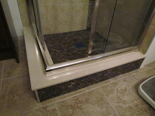 Shower Stall Bathroom Renovation