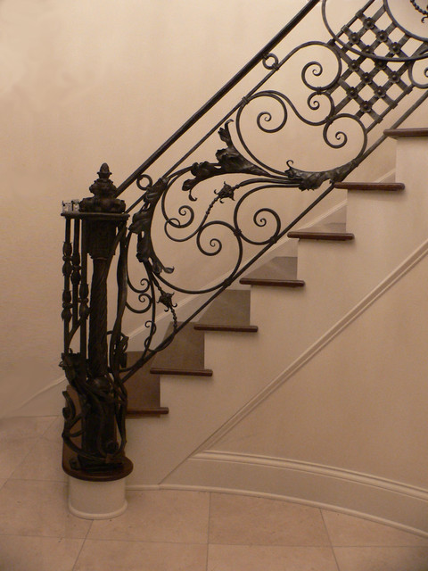 Custom Railing  artwork