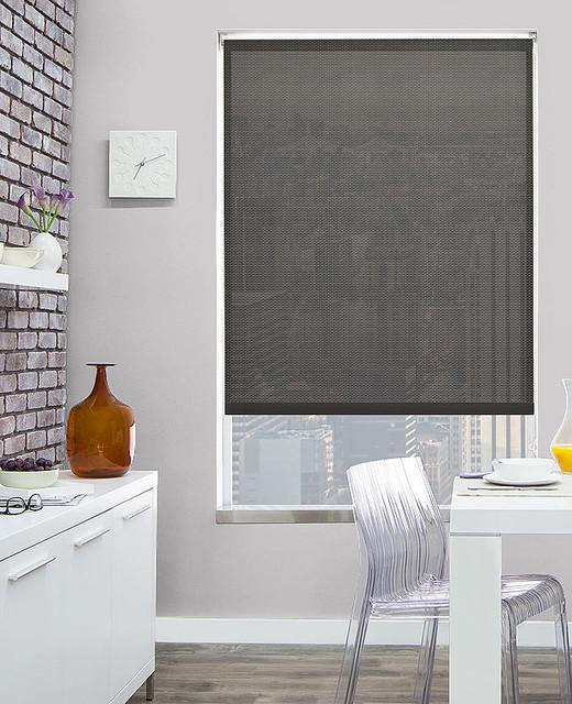 Designer Solar Shades by The Shade Store modern-lamp-shades