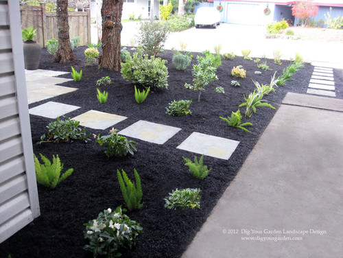 Drought Tolerant Landscaping Materials together with Succulent Garden On Slope Design in addition Garden Elements Recycled Landscape additionally A Beautiful Landscape For Californias Future further Chinese Garden Design. on drought tolerant landscaping rocks