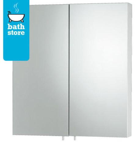 430 stainless steel cabinet double door - Modern - Bathroom Cabinets ...