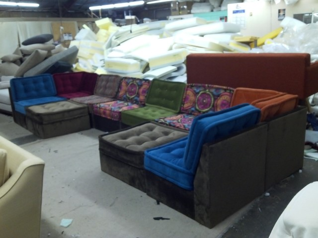 Multiple Piece Sectional - eclectic - sectional sofas - dallas