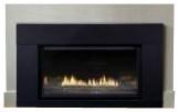 Loft Medium DV IP Fireplace Insert - Natural Gas contemporary-fireplaces