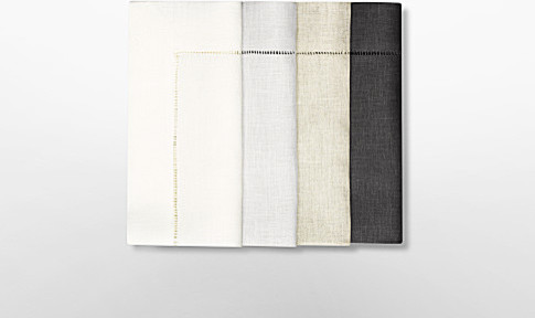 Traditional Napkins by Calvin Klein