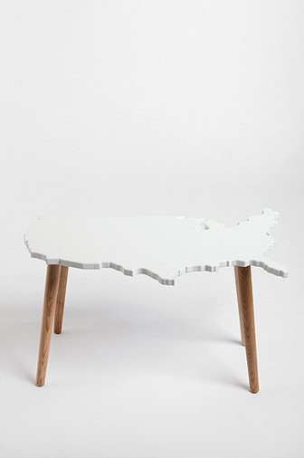 Eclectic Coffee Tables by Urban Outfitters
