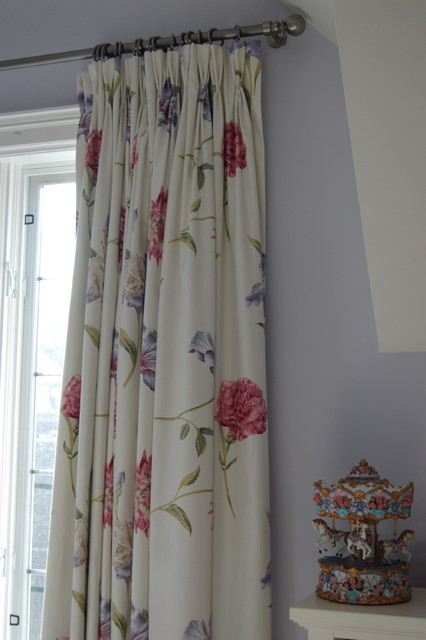 Cori Halpern eclectic curtains