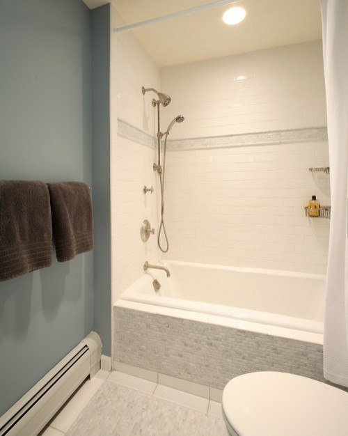 Kohler Drop In Tub In Alcove
