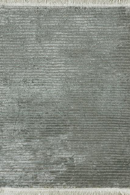 "Loloi Electra ET-01 5'6"" x 8'6"" Grey Rug contemporary-rugs"