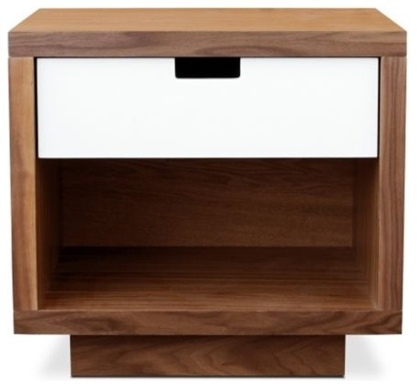 Modern Bedside Table : GUS* MODERN WILSON END TABLE - Modern - Nightstands And Bedside Tables ...