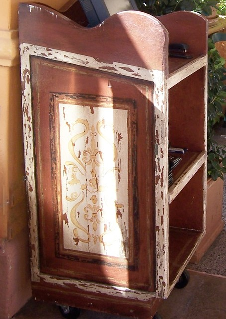 Painted Furniture Finishes Amp Faux Wood Mediterranean