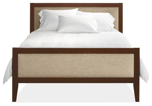 Melbourne Bed Room & Board Contemporary Beds by