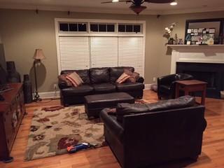 Living Room Awkward Room Shape
