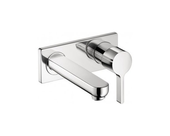 Hansgrohe Metris S Wall-Mounted Single-Handle Faucet Trim 31163001 -