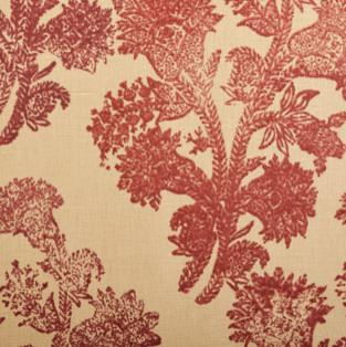 """Duralee """"21039-551 Saffron"""" fabric"""