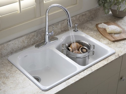Kitchen Sink Question I Have Gotten Used To Having An