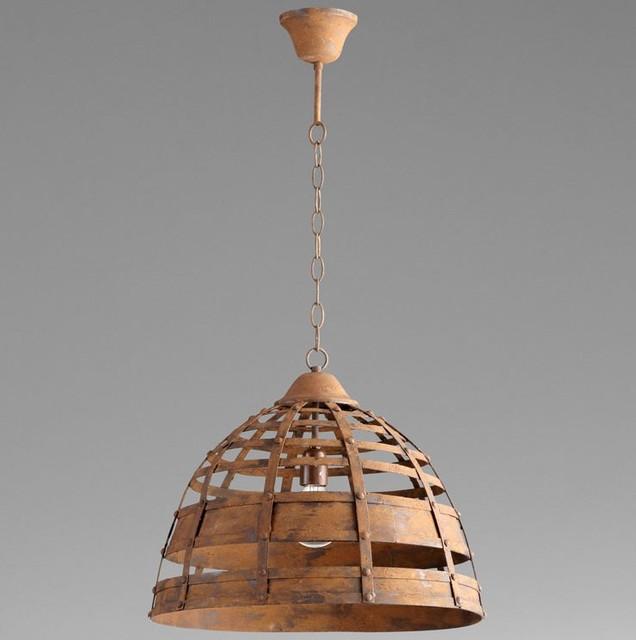 Cyan Design Palma One Light Pendant contemporary-pendant-lighting